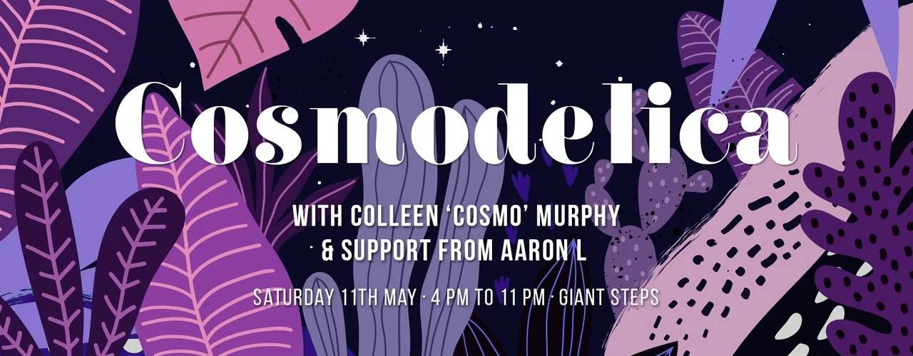 Cosmodelica with Colleen Cosmo Murphy - 11 May 2019